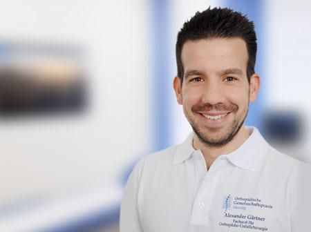 Alexander Gärtner - Orthopädische Gemeinschaftspraxis Mendig